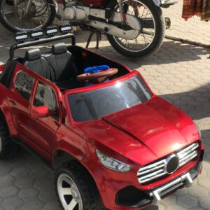 Mercedes Kids Ride On Vigo Jeep