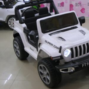 Wrangler Jeep For Kids