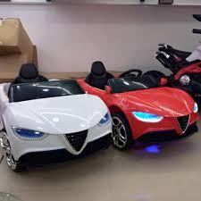 Bugatti Ride On 12V Battery Operated Car
