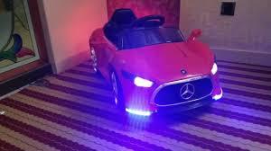 Mercedes Benz S-701 Toy Ca