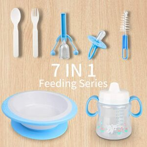 Baby 7 in 1 Feeding Series