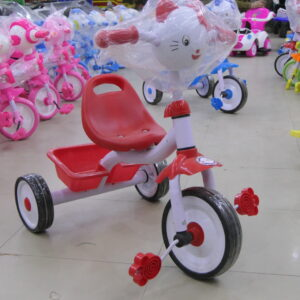 3 Wheel Tricycle Hello Kitty For Kids/Baby