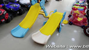 2 in 1 Foldable Kids Slide