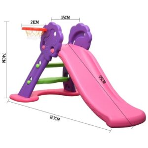 Foldable Kids Slide